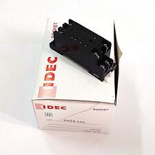 H● IDEC SM2S-05D Relay Base New