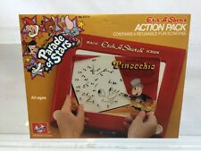 Vintage Ohio Art Disney Parade of Stars Etch A Sketch Action Pack Sealed New