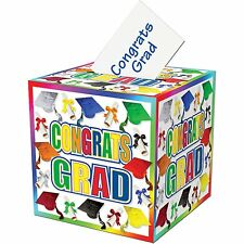 Hat's Off Graduation Card Box Decoration