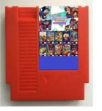 117 in 1 games for NES, aladdin, darkwing duck, duck tales 1 - 2 and other games