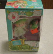 Kenner 1982 Strawberry Shorcake Lime Chiffon Doll With Parfait Parrot Pet MIB