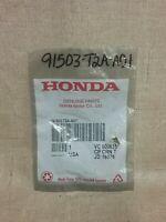 Genuine Honda Door Molding Clip 91503-TS8-A01