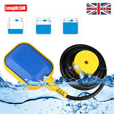 Float Switch 5M 250V Automatic Cable Water Level Control Pump Tool For Pool Tank