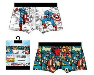 Marvel Comics Avengers  Gents Hipster Boxers ( 2 pk )
