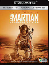 The Martian Extended Edition. No digital or BluRay