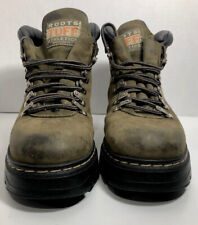 Roots Tuff Athletic Boots Made In Canada  Mens Size 8