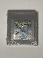 ORIGINAL AUTHENTIC Pokemon Silver Version w/ New Save Battery Nintendo Gameboy