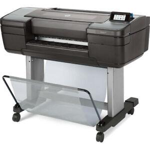 "HP Designjet z6 24"" Postscript Wide format Graphics Printer Plotter Brand New"