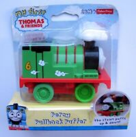 Mattel Fisher-Price My First Thomas & Friends  Pullback Percy train New