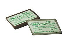 Dedeco 1 x Fine & 1 x Coarse Abrasive Track Cleaning Rubber. X1290