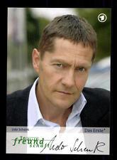 Udo Schenk In aller Freundschaft Autogrammkarte Original Signiert# BC 100101