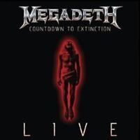 MEGADETH - COUNTDOWN TO EXTINCTION: LIVE (CD)  CD NEU