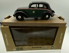 Brumm 1:43 Diecast 1937-39 Fiat 508c Berlina 1100 Taxi r62 Collectible Model Car