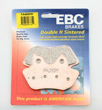EBC Double-H Sintered Metal Brake Pads FA400HH
