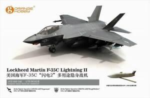 Orange Hobby 1/72 Lockheed Martin F-35C Lightning II (VFA-125/147)
