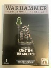 Warhammer Necron Kamoteph the Crooked Limited Edition SEALED OOP 40k