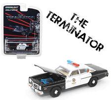 Greenlight The Terminator Dodge Monaco - Modellauto - Police Hollywood 1:64