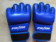 Pair Size Large Pride FC White Bolt Replica Gloves High Quality Brand New