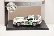 DODGE VIPER GTS-R LE MANS 1996 #49 EAGLE'S RACE 1/43 NEUF EN BOITE