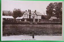 RP Postcard POSTED 1915 BULL INN ST.GILES DORSET