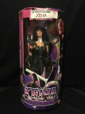 Xena Warrior Princess 12 inch Doll Collector's Series TOYBIZ w/Box AS IS