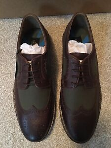 Mens Next Heritage Shoes - Size 11 - Brand New