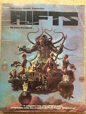 RIFTS Core Rule Book *Palladium Books*  SC 7th Printing #800