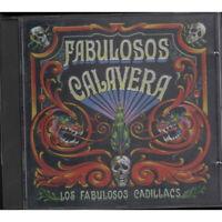 Los Fabulosos Cadillacs CD Fabulosos Calavera Sigillato 0743215404422
