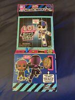 LOL Surprise Boys Arcade Heroes Figure Action Figure VR Dude Cyber New