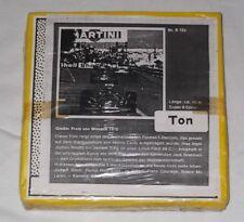 Super 8 Film Grand Prix F1 Monaco 1970 Jochen Rindt Rodriguez Jo Siffert Guba