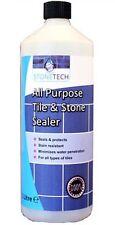 Stone & Tile Sealer / Impregnator for all Natural Stone - (1x1 Litres)