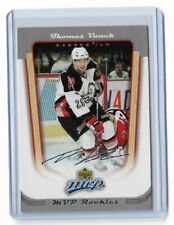 2005-06 UPPER DECK MVP #422 THOMAS VANEK ROOKIE CARD UD RC SABRES