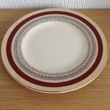 "RARE John Maddock & Sons Ltd Royal Ivory 6"" SIDE PLATES VINTAGE DISCONTINUED"