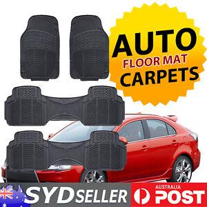 Anti Friction Water Slip Auto Floor Mat 4x For Land Cruiser Prado150 7-Seat 4WD