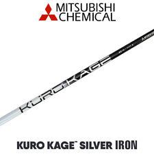 Mitsubishi Kuro Kage Silver Iron Shaft