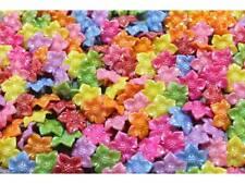 MIX 40 Stück Kinderknöpfe Knöpfe Blumen Patchwork 17mm #8035