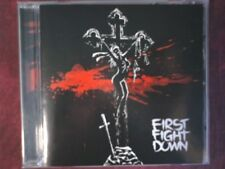 FIRST FIGHT DOWN - S/T (2008). CD.