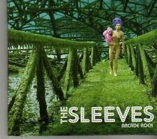 (CR299) The Sleeves, Arcade Rock - 2011 CD