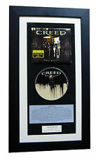 CREED+ALTER BRIDGE FULL CIRCLE CLASSIC CD Album QUALITY FRAMED+FAST GLOBAL SHIP