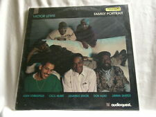 VICTOR LEWIS Family Portrait Cecil McBee Don Alias 180 gram SEALED LP