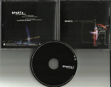 At the Drive In SPARTA Cut Your Ribbon PROMO DJ CD Single USA 2002 MINT Drm13956