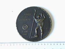 Medaille ,, DAS ,, 2002 Rechtschutz - sehr groß -