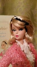 Bfmc 2007 Gold Label preferiblemente Rosa coleccionista de muñeca Barbie Silkstone