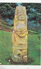 BF17606 huila colombia parque arqueologico de san agustin    front/back image