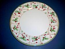 Lenox Holiday Gatherings Holiday Trellis Dinner Plate