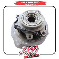 Wheel Bearing & Hub Front LH or RH for Land Rover Discovery Series II TAY100060