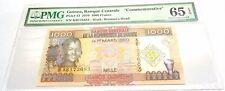 Guinea 2010 Banque Centrale De La Republique De Guinee 1000 Francs - High Grade