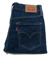 Levis Jeans 711 Mid Rise Skinny Jeans Blue