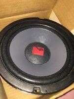 Rockford Fosgate 6inch 8ohm Midwoofer sppr-68 series 1 speaker