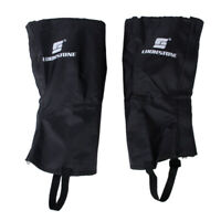 1 Pair Waterproof Hiking Climbing Snow Legging Gaiters Leg Covers - Small